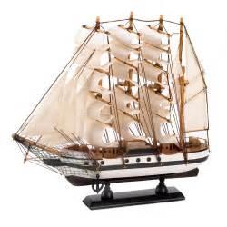passat model ship 13x12 inch boat nautical decor wood