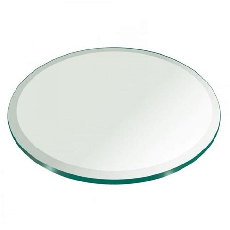 22 glass table top fab glass and mirror glass table top 22 in 1 2 in
