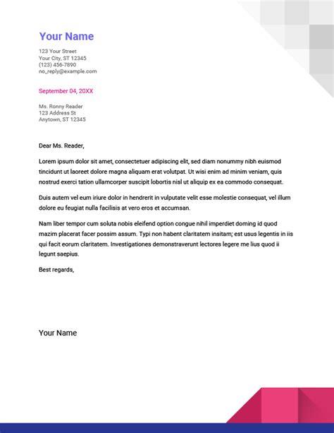 resignation letter template google docs letter template