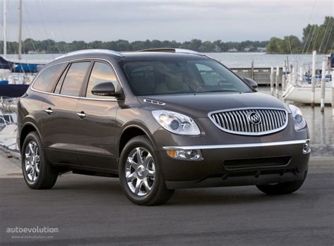 how cars engines work 2009 buick enclave security system buick enclave specs 2007 2008 2009 2010 2011 2012 autoevolution