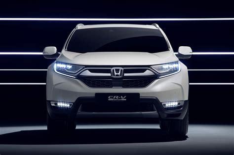 honda 2018 new car hybridised honda suv new cr v hybrid prototype hits