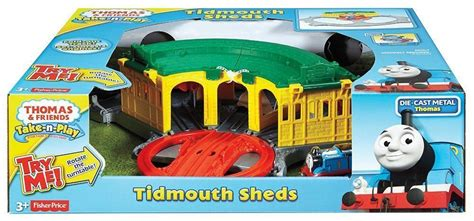 And Friends Take N Play Tidmouth Sheds Playset by Friends Take N Play Tidmouth Shed Advenutre Hub