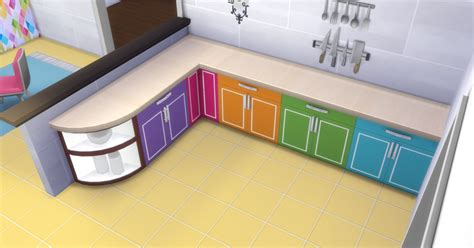 cool kitchen stuff my sims 4 blog cool kitchen stuff counters in 44 recolors
