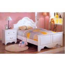 girls white twin bed daisy white twin bed f9073 px idollarstore com