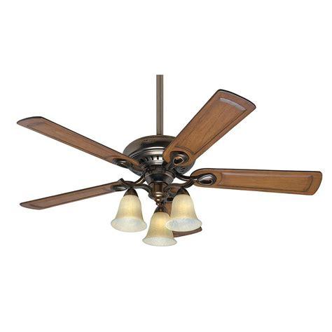 hunter victorian ceiling fans hunter whitten 52 in indoor bronze patina ceiling fan