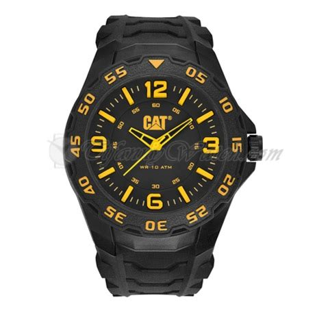 Jam Tangan Caterpillar Yo Original jam tangan original caterpillar lb 111 21 137 jual jam
