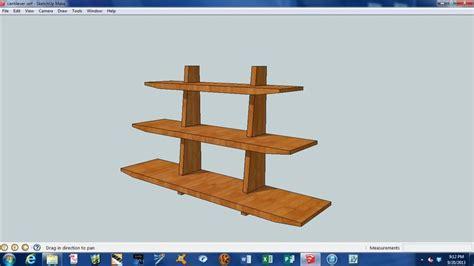 cantilever shelves by anthony lumberjocks