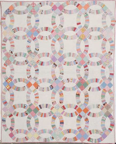 Wedding Rings Quilt Pattern Free by Free Wedding Ring Quilt Pattern The Quilting Company