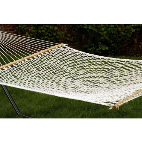 walmart hammock swing bliss 2 person classic polyester rope hammock natural