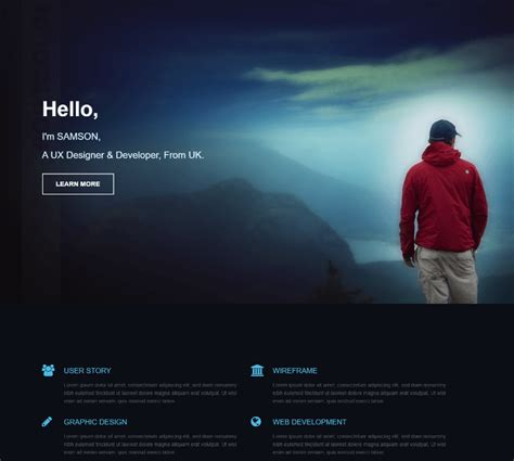 Free Professional Website Templates