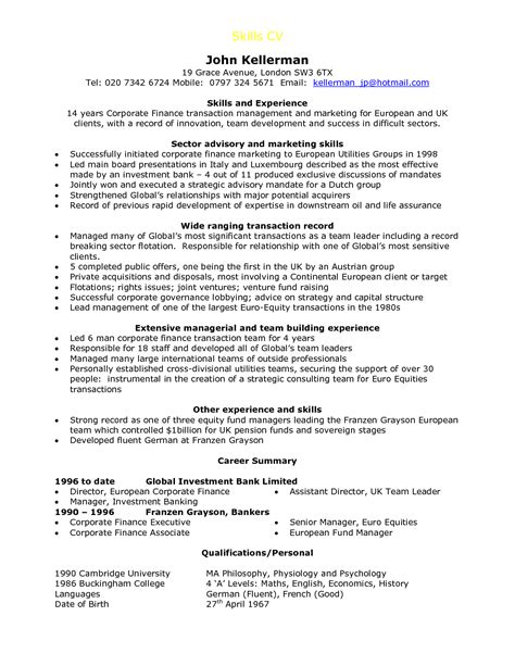 Resume For Automotive Finance Manager by Automotive Finance Manager Resume Www Nmdnconference