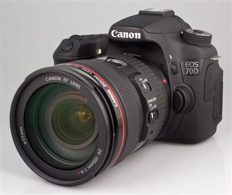 canon 70d rent canon with lens dslr eos 70d with 24 105mm lens