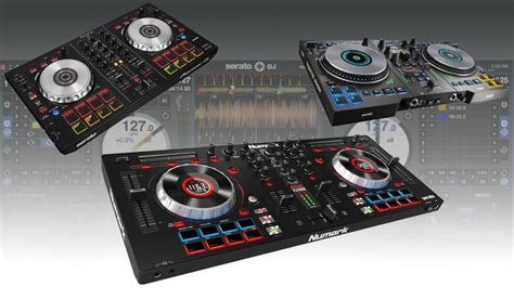 best serato controller mixtrack platinum vs ddj rb vs djcontrol jogvision which