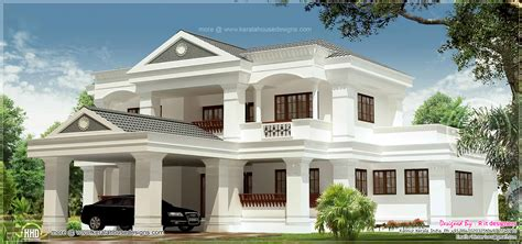 how big is 1500 square 3100 sq luxury 5 bhk villa exterior kerala home