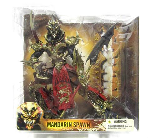 Mandarin Spawn Mcfarlane Figure mcfarlane series 28 quot regenerated quot mandarin spawn 2
