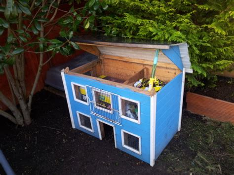 Handmade Rabbit Hutches For Sale - outdoor rabbit hutch for sale in mulhuddart