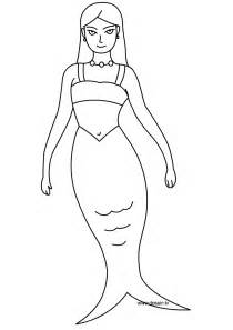 mermaid color free coloring pages of mako mermaids