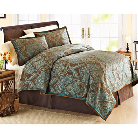 Teal Bed Set by 90 Best Images About Teal And Brown Bedding On