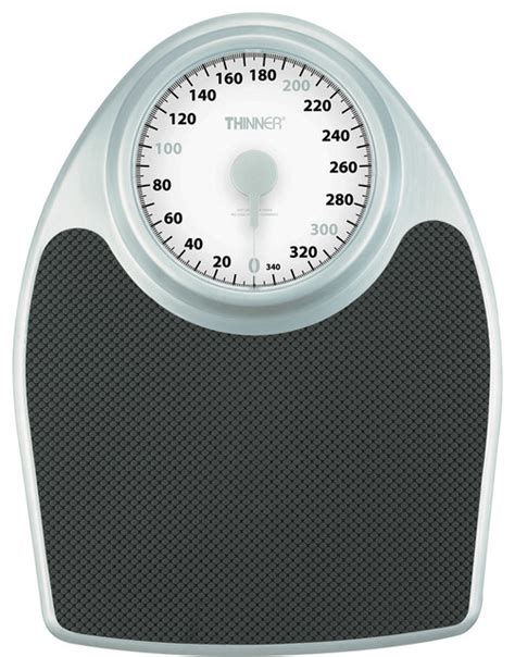 thinner bathroom scale thinner 174 large analog precision scale