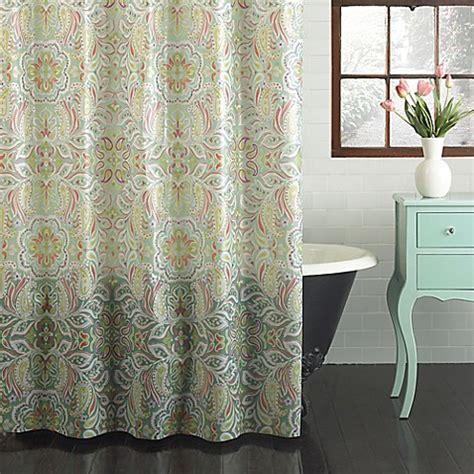 Peva Shower Curtains Isla Peva Shower Curtain Bedbathandbeyond Ca