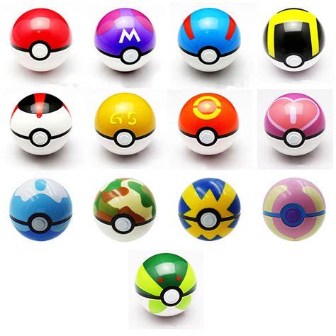 Go Pack Pokeball ᑐ1pcs pokeball openable ᐃ 7cm 7cm figures pokeball pokeball great master gs