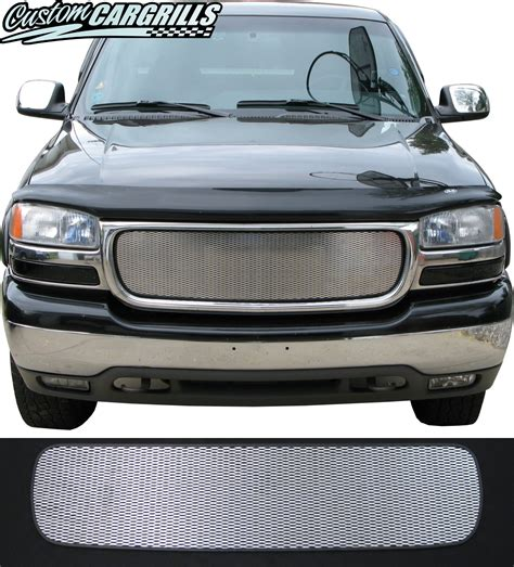 grill for gmc custom grill mesh kits for gmc vehicles by customcargrills