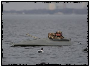 duck hunting scull boat for sale bankes boats hercules one man layout hunting boat