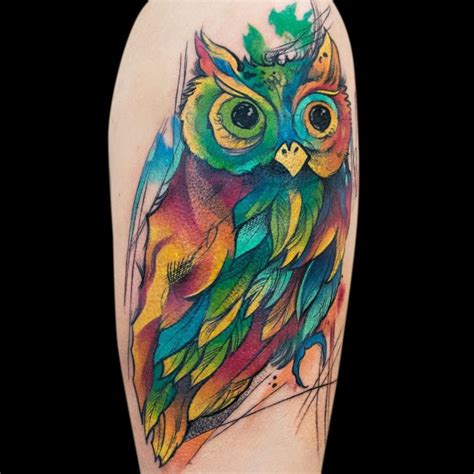 150 artistic watercolor tattoos ideas april 2018