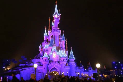 disneyland paris at christmas taylor hearts travel
