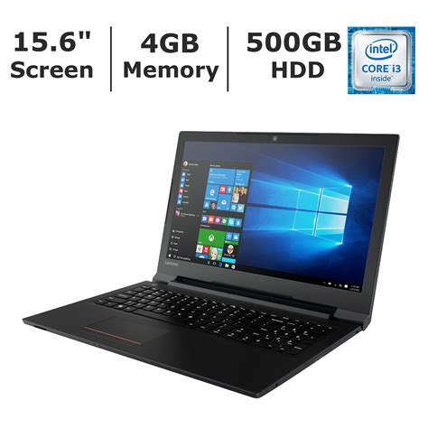 Lenovo I3 Ram 4gb lenovo v110 15isk laptop intel i3 6100u 4gb memory 500gb drive bj s wholesale club