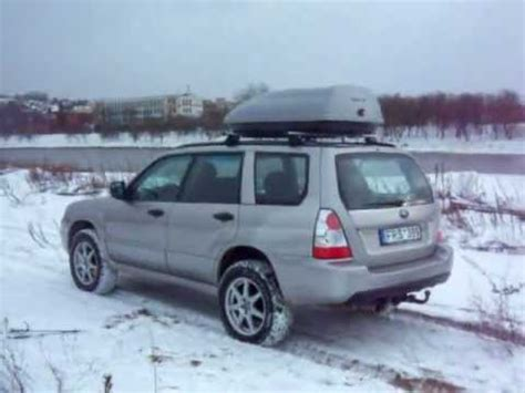2004 subaru forester lifted lifted forester forester tuning lt youtube