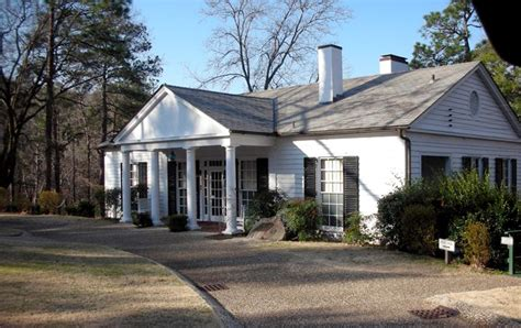 Visit Roosevelt S Little White House Near Pine Mountain Ga Pine Mountain