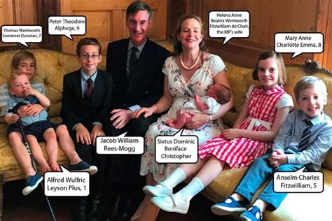 28  [ Jacob Rees Mogg Helena De Chair ]   Tory Baby