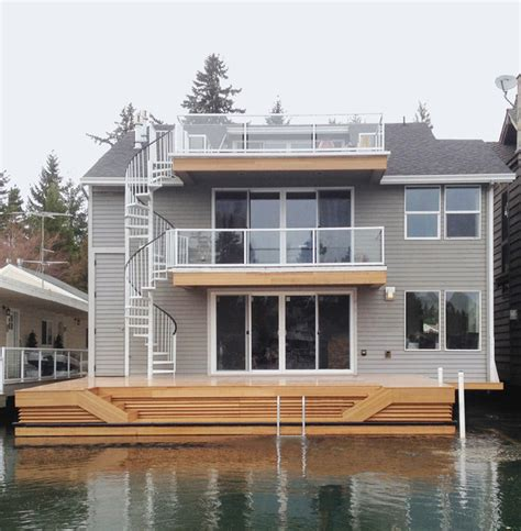 Free Small House Plans 23 Boat House Design Ideas Salter Spiral Stair