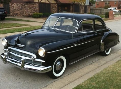 1950s Chevrolet Models 1950 Chevrolet Styleline Information And Photos Momentcar