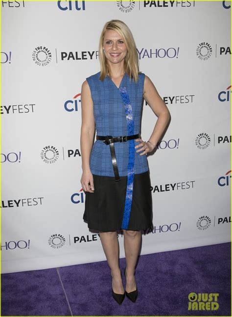 claire danes vegan claire danes kicks of paleyfest with her homeland crew