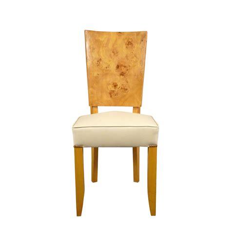 chaises deco chaise d 233 co en loupe d orme meubles d 233 co