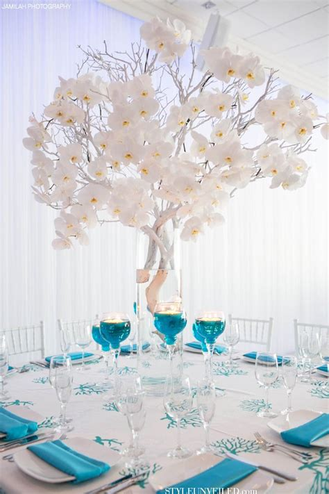 turquoise blue glass ls best 25 turquoise centerpieces ideas on teal
