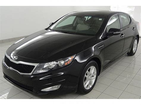 Pre Owned Kia Pre Owned 2013 Kia Optima Lx 4dr Car In Lp3228