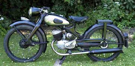 Nsu Motorrad Typen by Nsu Fox Typ 125 Zb 2 Takt Baujahr 1954 Bestes Angebot