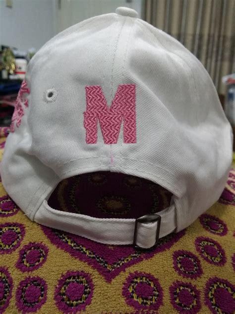 Topi Basebal Bordir Keren jual beli topi baseball hip hop keren bordir warna pink