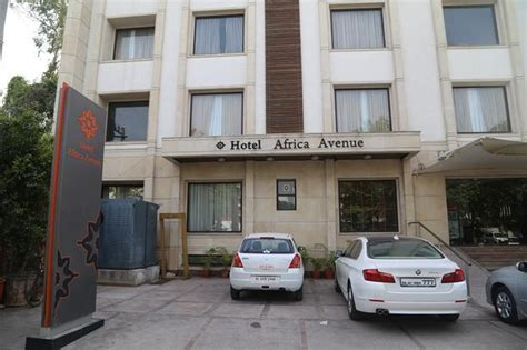 Hotel Africa Avenue-Greater Kailash-1 Delhi, Book rooms ...