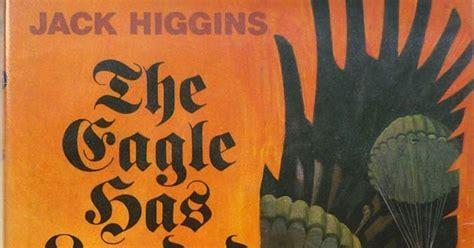The Eagle Has Landed Higgins existential ennui the eagle has landed by higgins