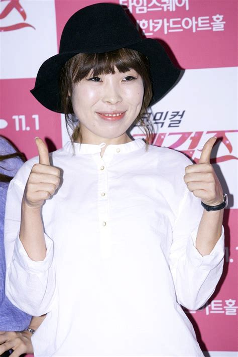 makeover shows comedian oh nami s quot snsd taeyeon s makeover quot shows