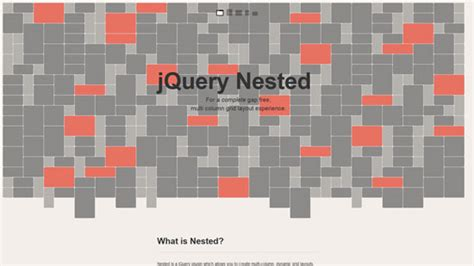 nested layout js web designer tools the most useful recent ones
