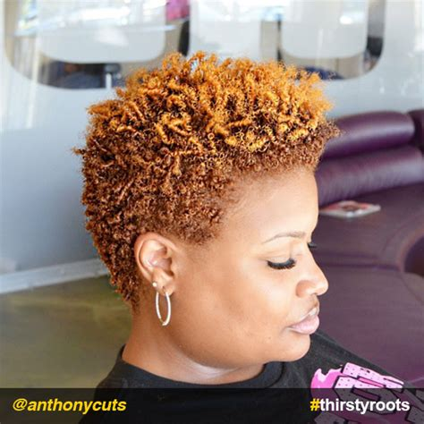 Cuts Styles For Natural Coil Hair With Pics | 12 stunning haircuts for black women thirsty roots black