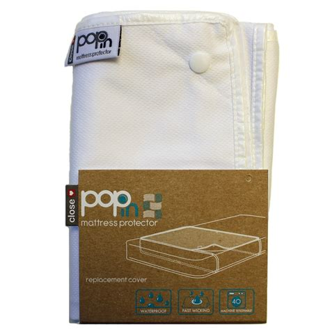 Pop Up Cer Mattress Covers by Pop In Mattress Protector Replacement Cover