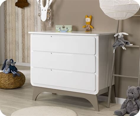 commode chambre enfant commode b 233 b 233 pepper blanche achat vente mobilier 224