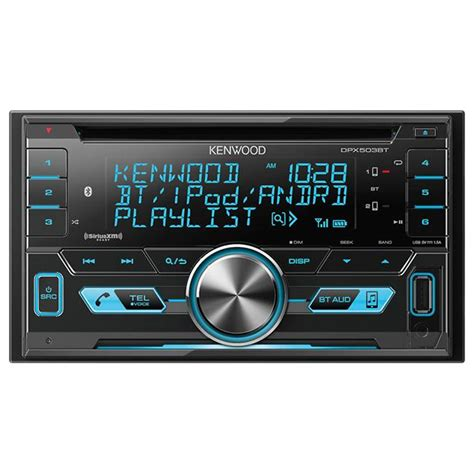 audio format supported by car cd player kenwood dpx503bt double din bluetooth in dash cd am fm
