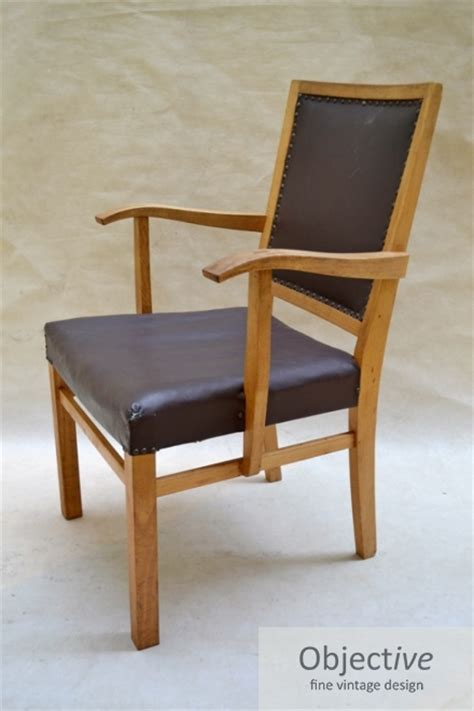 Freds Furniture by Fred Ward Arm Chair Objective Vintage Design